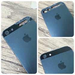 iPhone 5 Back Camera Glass Repair