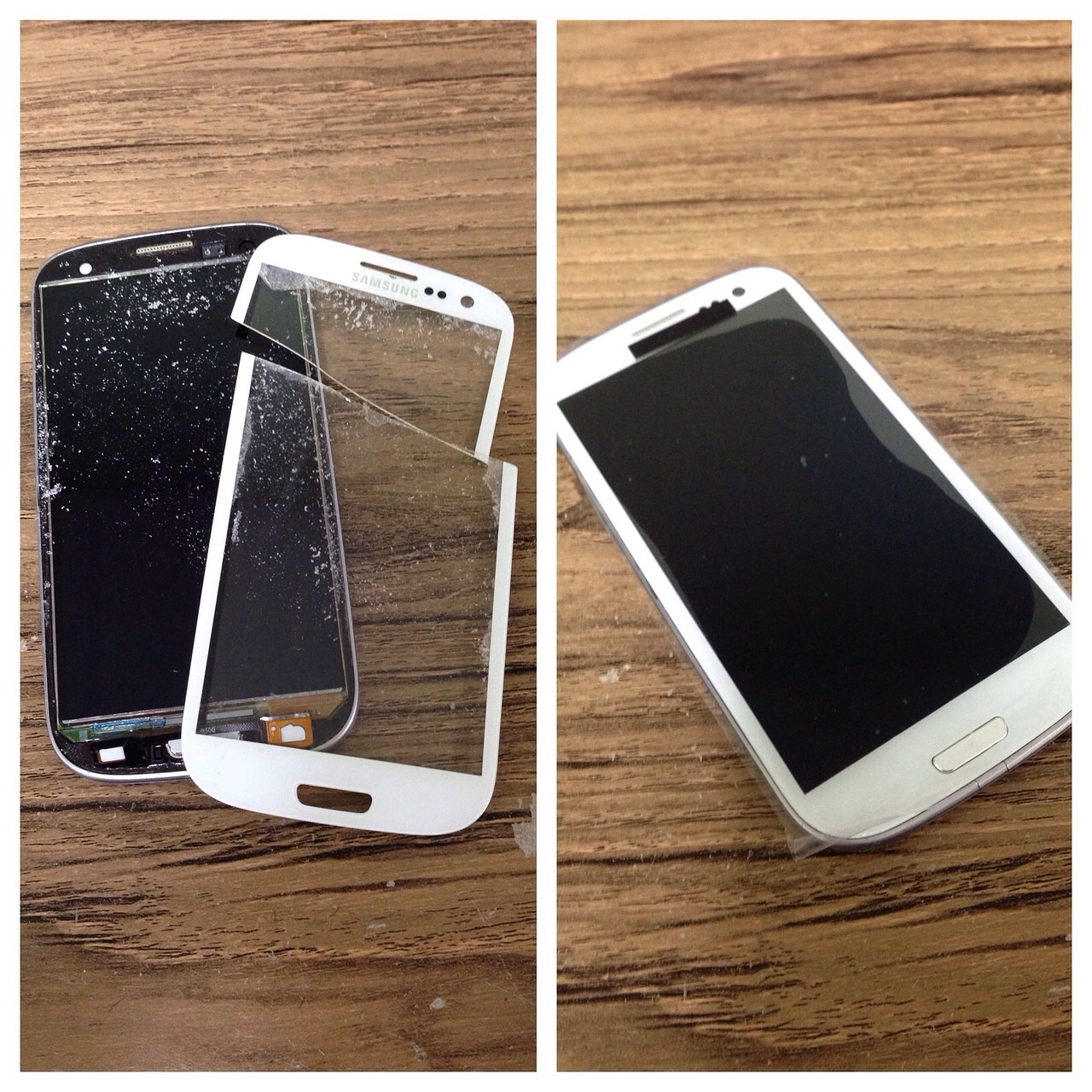 Samsung S3 Glass Repair
