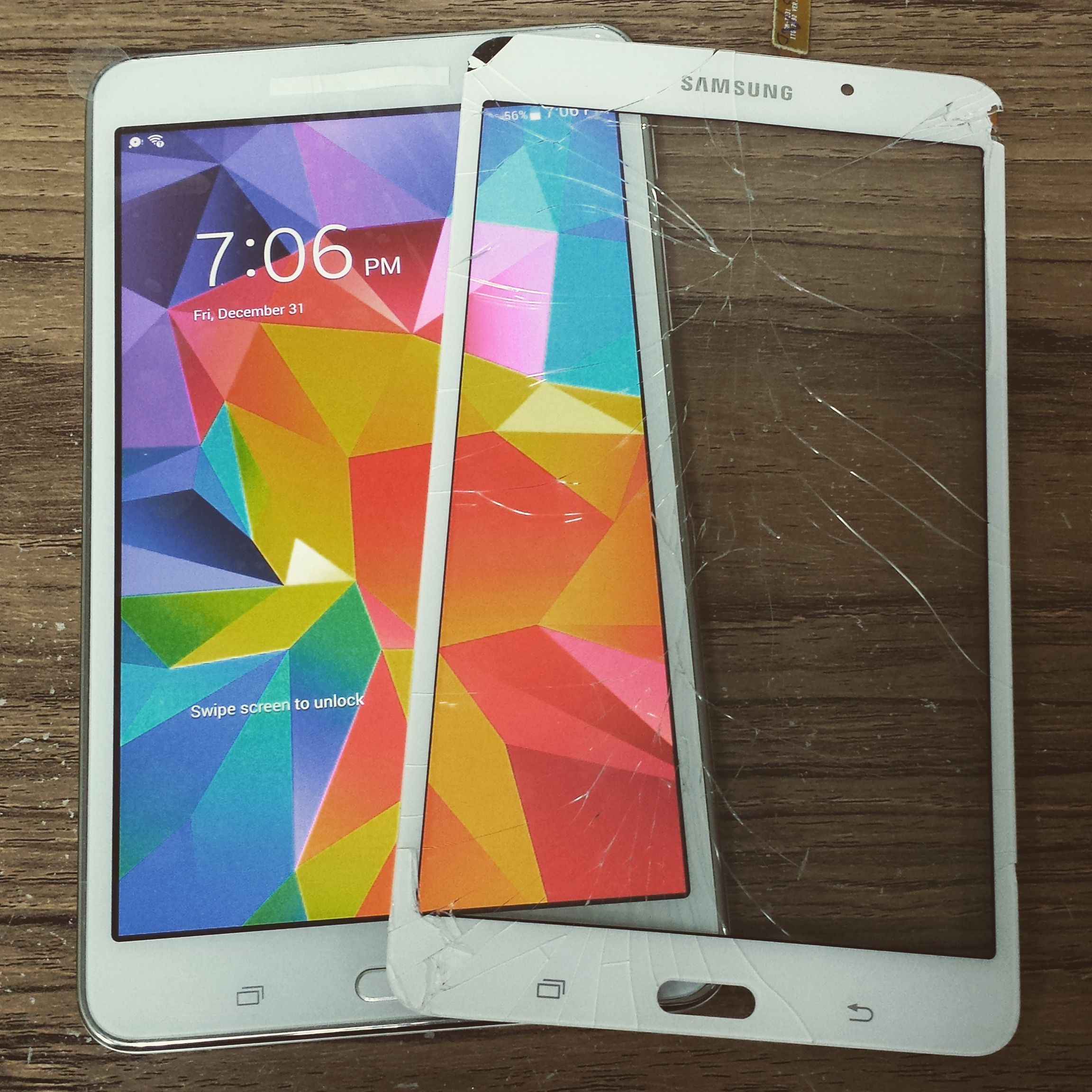 Samsung Tab 4 Digitizer Repair