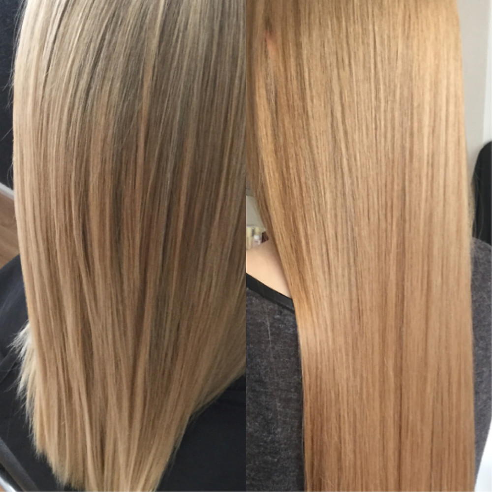 Strawberry blonde - perfect blonde