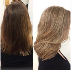 blonde coiffeur Zurich