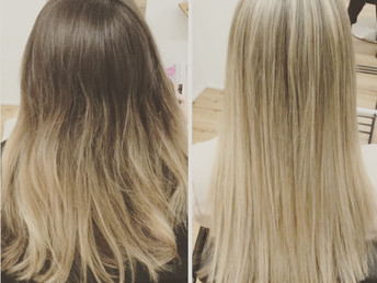 We know how to make you blonde (or blond-er)