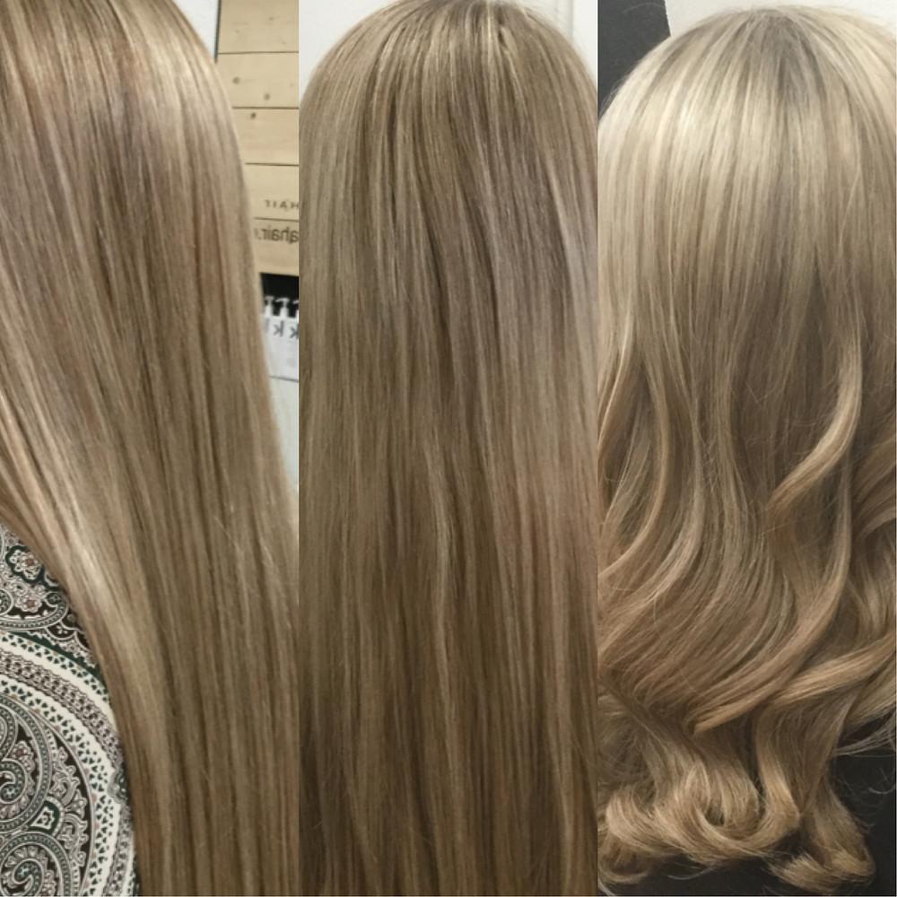 Beige blonde - perfect blonde