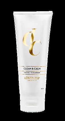 Clean & Calm - Facial cleanser 75 ml