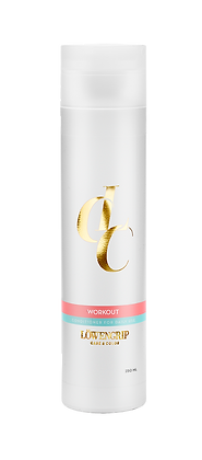 Workout - Conditioner for daily use 250 ml