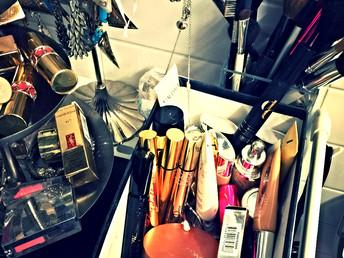 Makeup, Mascara and other necessities