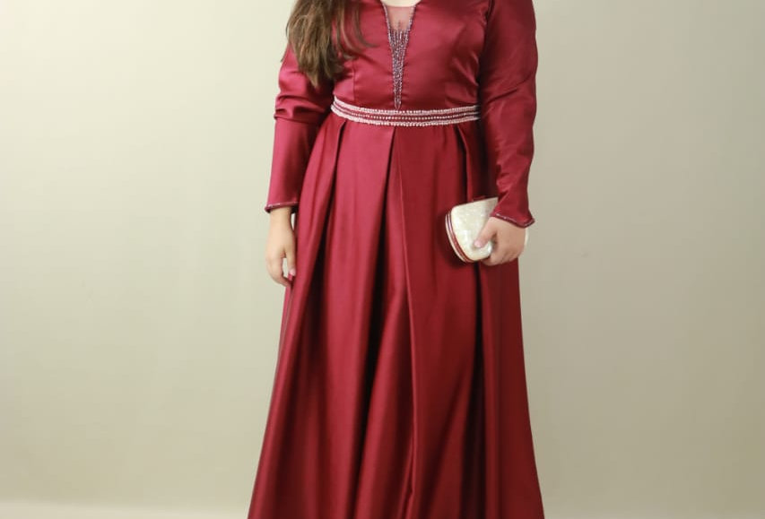 Vestido de Aluguel Massala Longo 1076