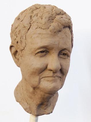 Ute Clay Portrait 2019