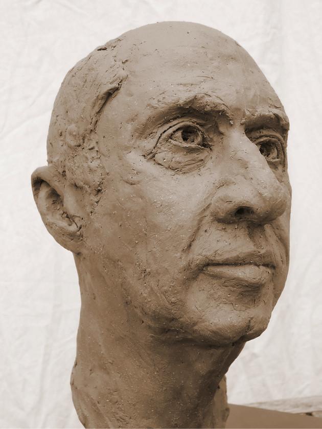 Josef Clay Portrait 2018