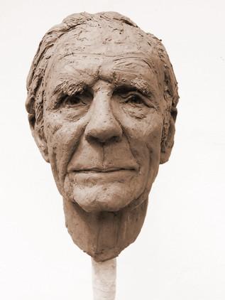 Peter Clay Portrait 2019