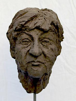 Josefine Clay Portrait 2017