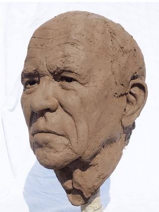 Hansi Clay Portrait 2019