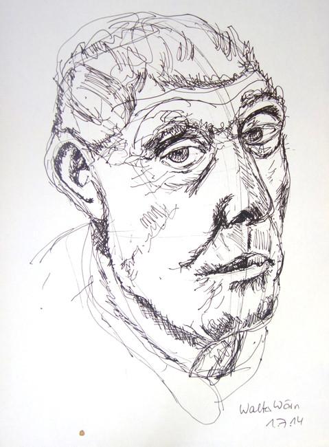 Portrait Walter Wörns
