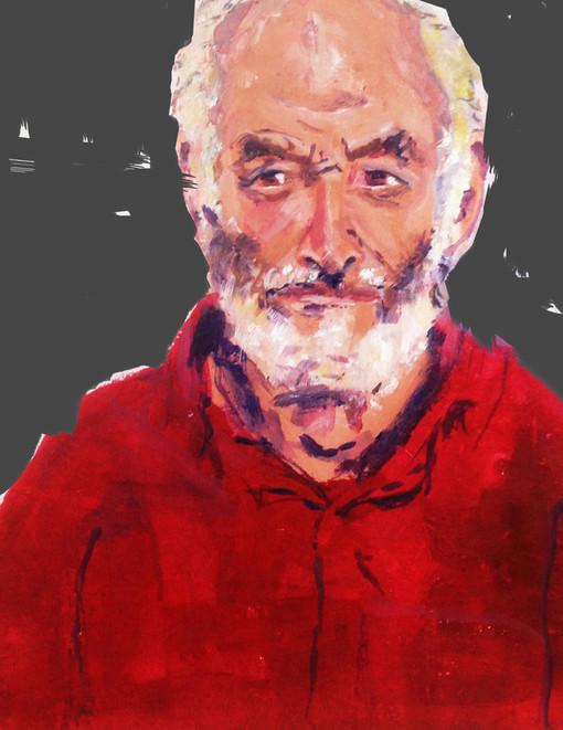 Reiner Portrait, 2016