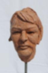 Potrait; Bildhauer; Plastik; plastisches Gestalten