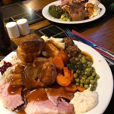 Traditional Sunday Carvery