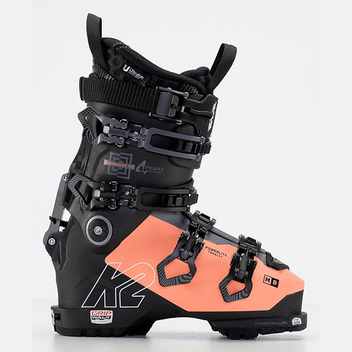 K2 Mindbender 110 Alliance Woman Ski Boots