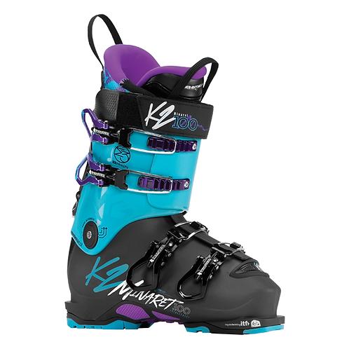 K2 Minaret 100 Woman Ski Boots
