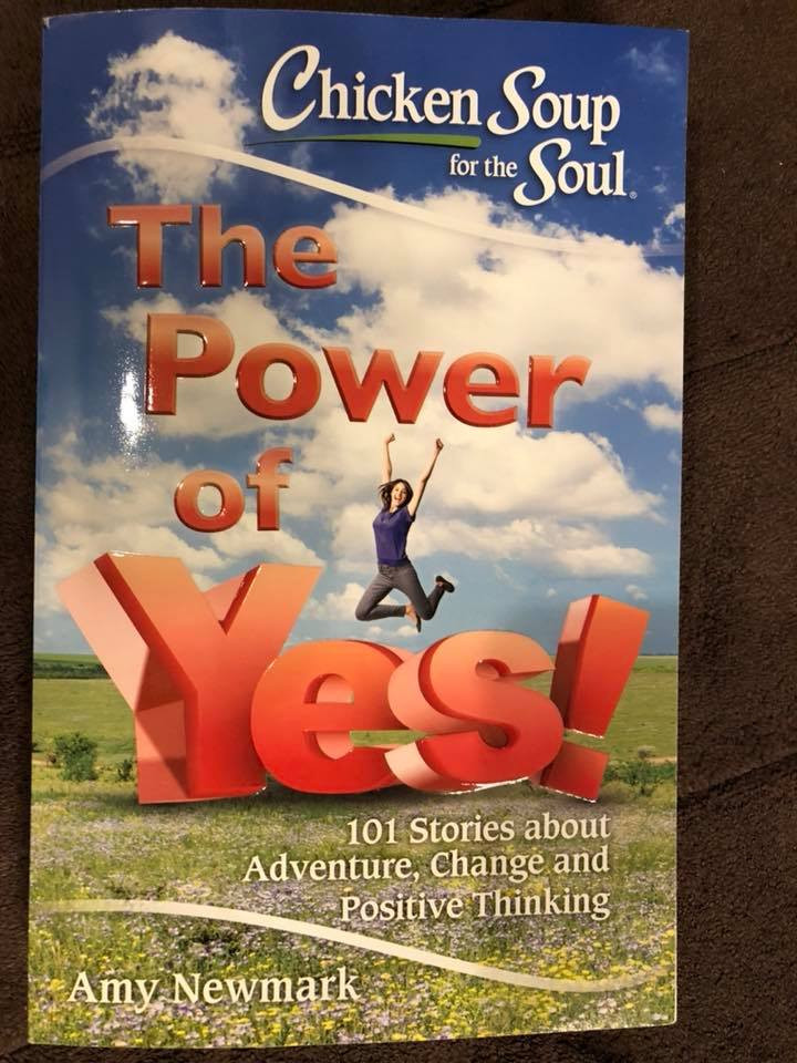 Chicken Soup the Power of Yes
