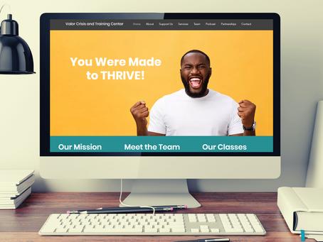 Valor Ministries Announces It's New Website