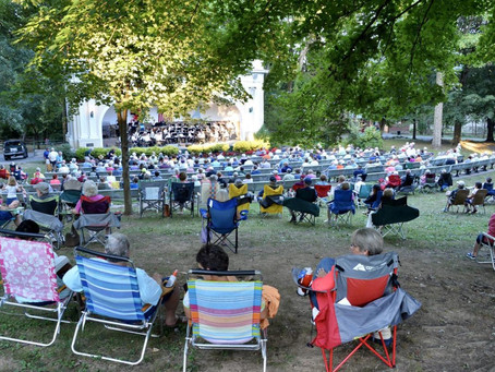 Encounter City Park is Music With A Message