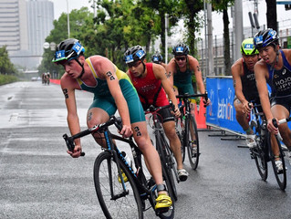 Osaka Continental Cup Race Report