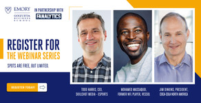 Emory Marketing Analytics and Fanalytics   Speaker Series
