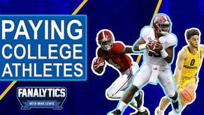 Paying Collegiate Athletes: Part 3