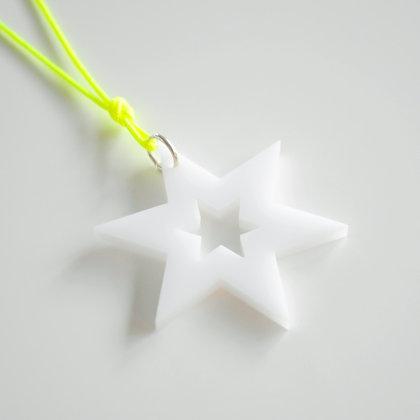 Star/star | gul/hvid