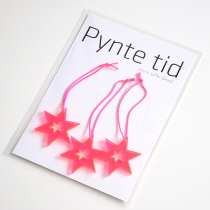 Star | pink/pink