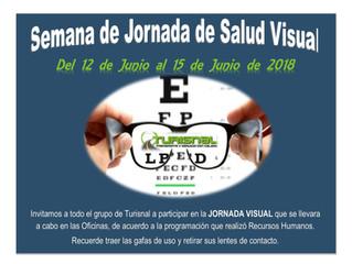 Semana de Jornada de Salud Visual