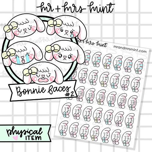 Bonnie Faces #2