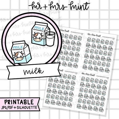 Milk | Printable