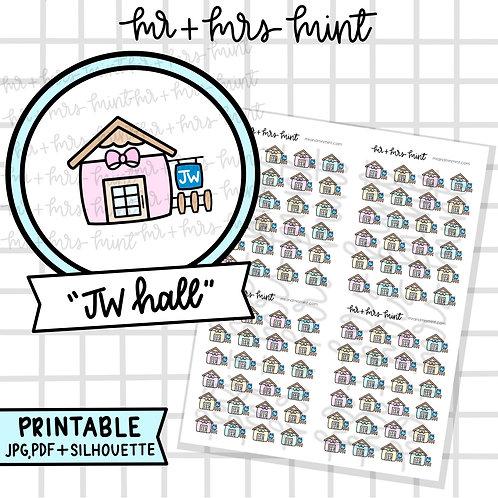 JW Hall | Printable