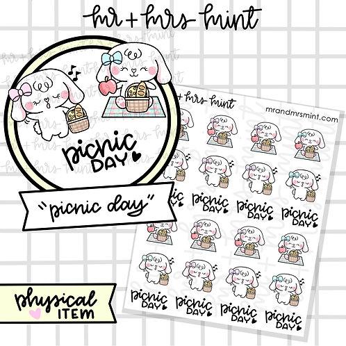 Bonnie Picnic Day