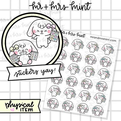 Bonnie Stickers Yay!