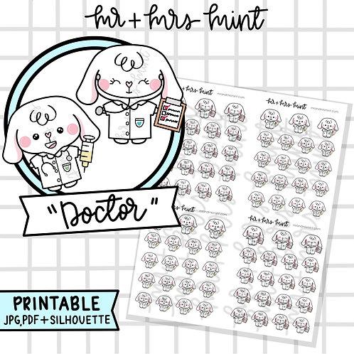 Bonnie Doctor | Printable