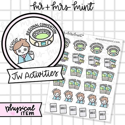 JW Activities