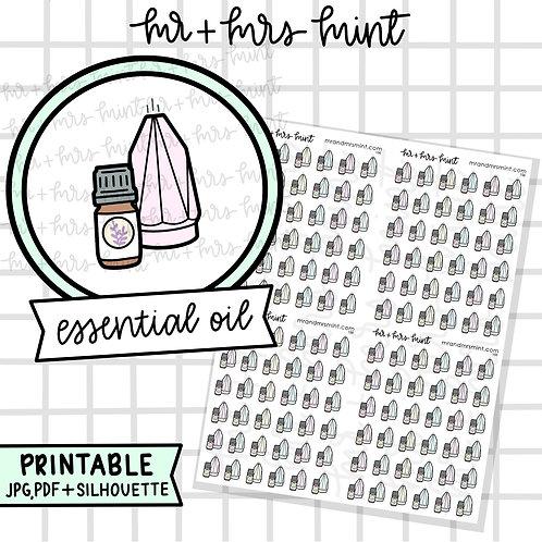 Essential Oil | Printable