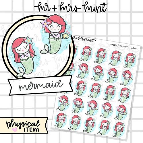 Freckles - Mermaid