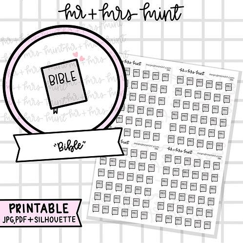 Bible | Printable