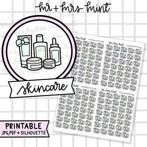 Skincare | Printable