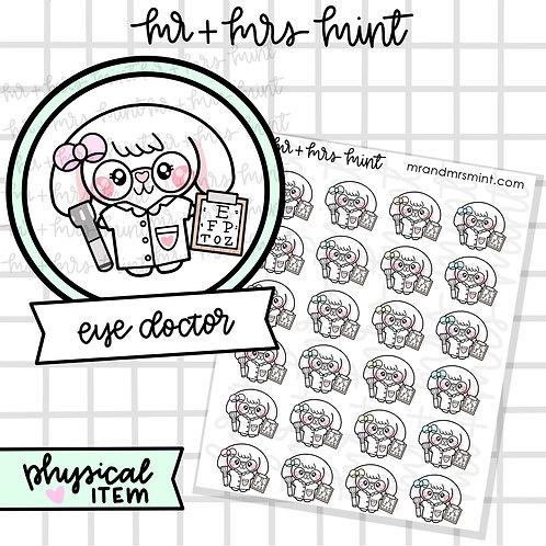 Bonnie Eye Doctor