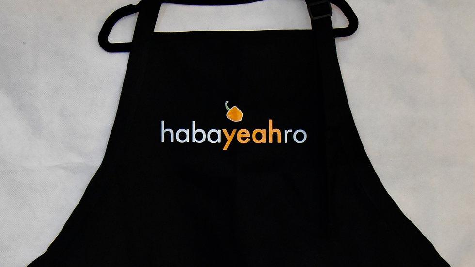 """""""habayeahro"""" Apron"""
