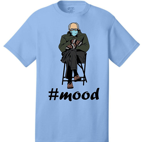 Bernie's Mood