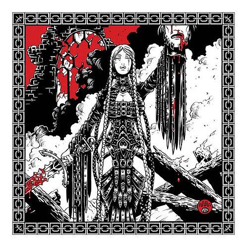 KRIEMHILD'S REVENGE Limited Edition Print