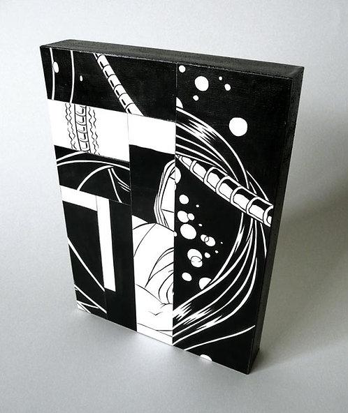 ICON: FLUID Original Artwork