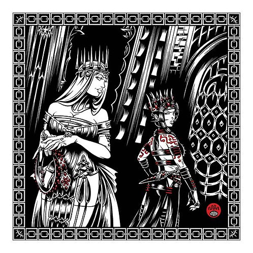 QUEENS QUARREL Limited Edition Print