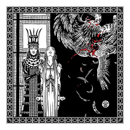 KRIEMHILD'S DREAM Limited Edition Print