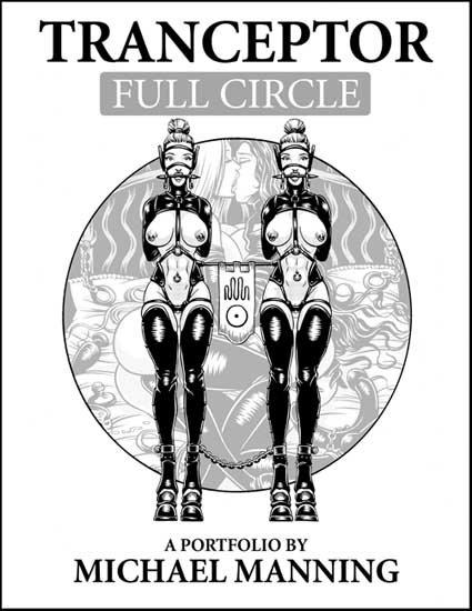 TRANCEPTOR: FULL CIRCLE Portfolio